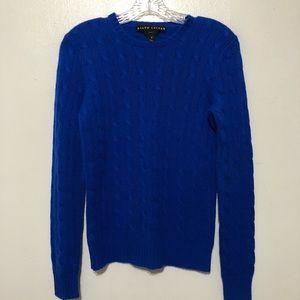 Ralph Lauren Black Label 100% Cashmere Sweater M